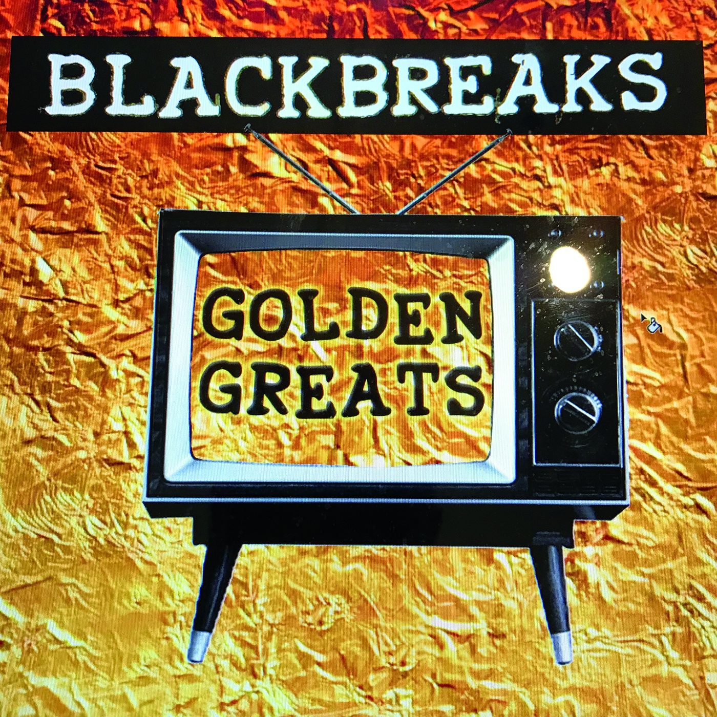 Blackbreaks Golden Greats - cover art